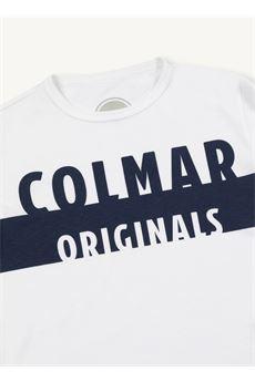 T-shirt in cotone con scritta originals Colmar COLMAR | T-shirt | 35216SH01