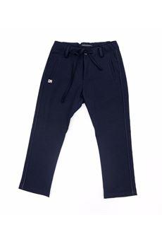 Pantalone blu Daniele Alessandrini DANIELE ALESSANDRINI | Pantalone | 1235P0712BLU