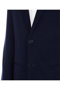 Giacca blu daniele Alessandrini sfoderata. DANIELE ALESSANDRINI | Giacca | G2717N726400023