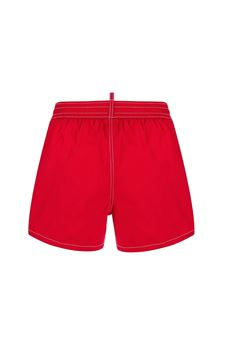 Costume Mirrored D2 Swim Shorts Dsquared2 DSQUARED | Costume | D7B8G3020613