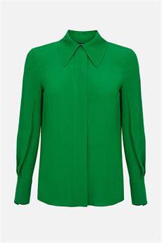 Camicia in georgette Elisabetta Franchi ELISABETTA FRANCHI | Camicia | CA24501E2124