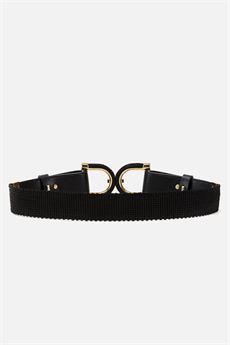Cintura in pelle sintetica Elisabetta Franchi ELISABETTA FRANCHI | Cintura | CT17S01E2110