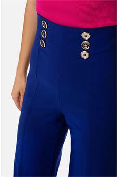 Pantalone a palazzo Elisabetta Franchi ELISABETTA FRANCHI | Pantalone | PA05201E2565
