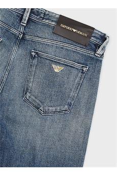 Jeans J75 slim fit con charm Gold Series Emporio Armani EMPORIO ARMANI | Pantalone | 3H1J751DE3Z942