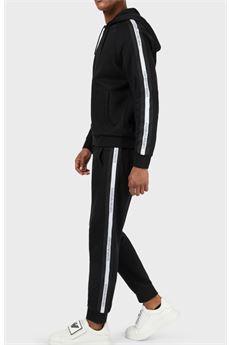 Pantaloni joggers in felpa con banda logata Emporio Armani EMPORIO ARMANI | Pantalone | 3H1P811J07Z999