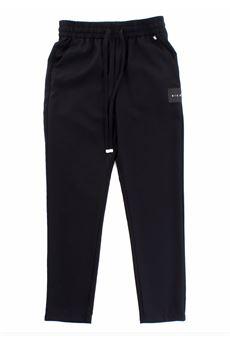 Pantalone nero in cotone John richmond JOHN RICHMOND | Pantalone | 20010PANERO