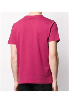 T-shirt con stampa logo John Richmond JOHN RICHMOND | T-shirt | 20313TSCERISE