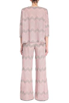 Pantalone lamè M Missoni MISSONI | Pantalone | 2DI001222J001VL301G