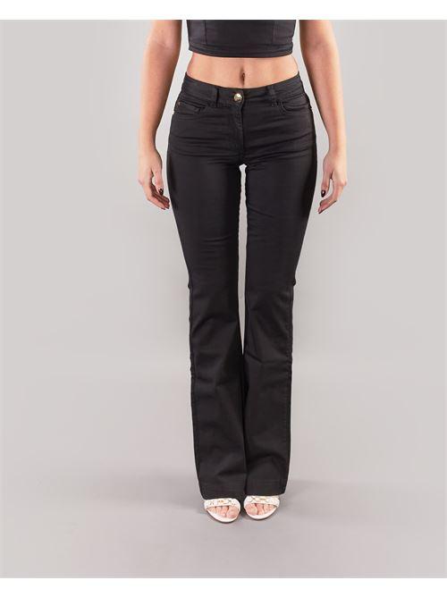Pantalone a zampa di Nenette NENETTE | Pantalone | SMOCKING700