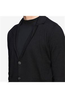 Cardigan effetto giacca Paolo Pecora PAOLO PECORA | Cardigan | A04375609000