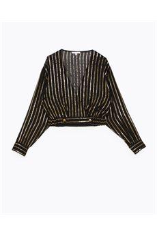 Blusa incrociata Patrizia Pepe PATRIZIA PEPE | Camicia | 2C1193A6X4J3DE