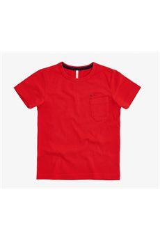 T-shirt mezza manica rossa Sun 68 SUN68 | T-shirt | T3030130