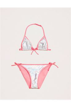 Costume bikini in tessuto iridescente Twin Set TWIN SET | Costume | GJM90G4893