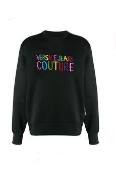 Felpa con logo colorato Versace Jeans Couture VERSACE JEANS COUTURE | Felpa | B7GVB7GG30325899