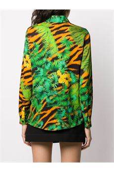 Camicia con stampa Versace Jeans Couture VERSACE JEANS COUTURE | Camicia | B0HVB601S0783983