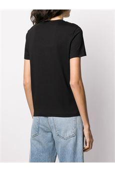 T-shirt con logo di borchie Versace Jeans Couture VERSACE JEANS COUTURE | T-shirt | B2HVA7V530331899