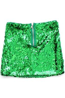 Gonna Paiette verde Vicolo bambina VICOLO | Gonna | G0246VERDE
