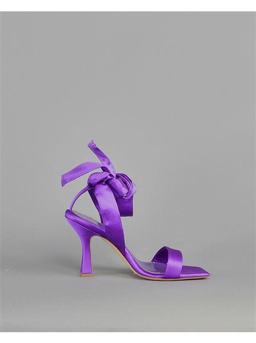 Sandalo con lacci alla caviglia Aldo Castagna ALDO CASTAGNA | Sandali | GIULIANA640