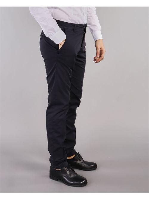 Pantalone tasca america in cotone Camouflage CAMOUFLAGE | Pantalone | CHINOSREY882