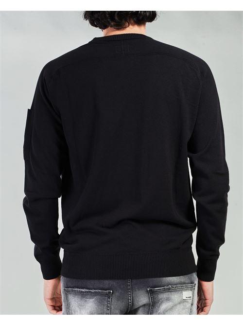 Maglia cotton crepe garment Dyed C.P. Company C.P. COMPANY | Maglia | 10CMKN278A004128G999