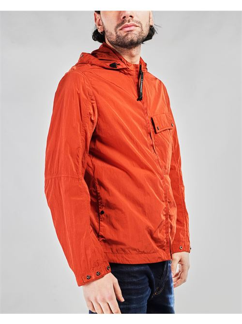 Giubbotto Chrome-R Mixed Garment Dyed Goggle Overshirt C.P. Company C.P. COMPANY | Giubbotto | 10CMOS026A005904M468