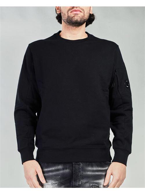 Felpa Diagonal Raised Fleece C.P. Company C.P. COMPANY | Felpa | 10CMSS045A005086W999