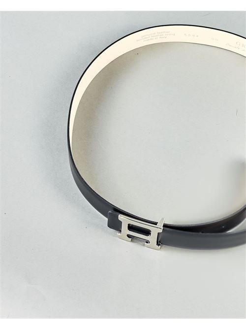 Cintura con logo Daniele Alessandrini DANIELE ALESSANDRINI | Cintura | NL5594A41