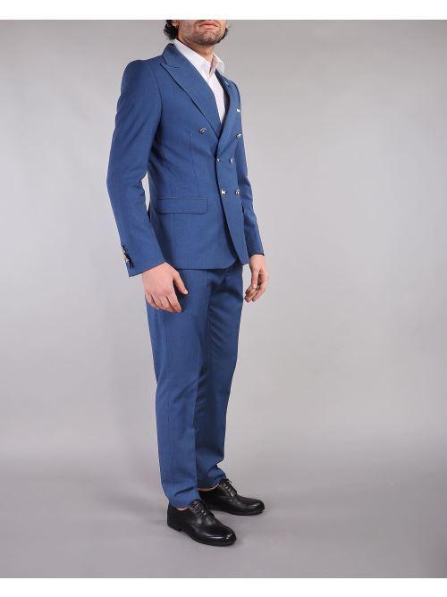 Pantalone slim fit Daniele Alessandrini DANIELE ALESSANDRINI | Pantalone | P2814N96043