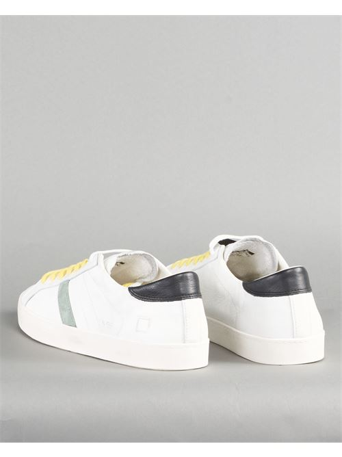 Sneaker Hill Low Fluo Whithe DATE DATE | Sneakers | M341HLFLWBBIANCO