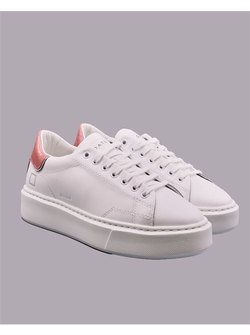 Sneakers Calf DATE DATE | Sneakers | W341SFCAWPBIANCO