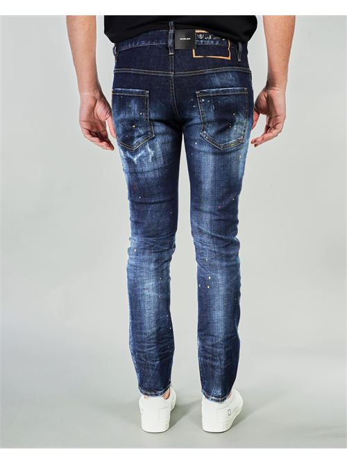 Jeans Dark 1 Wash Skater Dsquared DSQUARED | Jeans | S74LB0835DENIM
