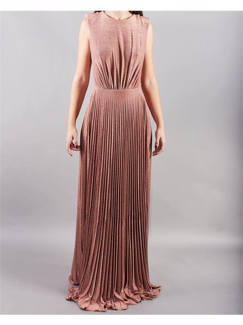 Abito Red Carpet in jersey lurex Elisabetta Franchi ELISABETTA FRANCHI | Abito | AB05211E2W71