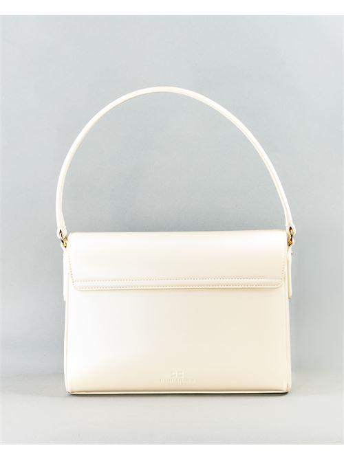 Micro bag con logo dorato Elisabetta Franchi ELISABETTA FRANCHI | Borsa | BS03A11E2193