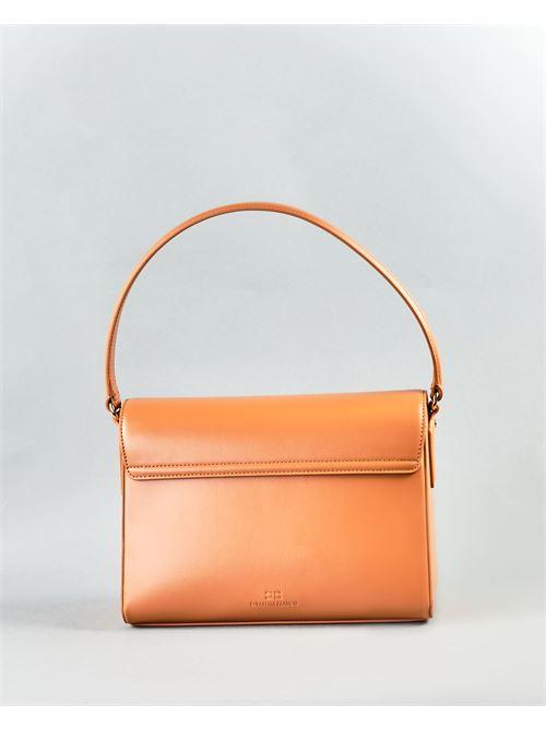 Micro bag con logo dorato Elisabetta Franchi ELISABETTA FRANCHI | Borsa | BS03A11E2600