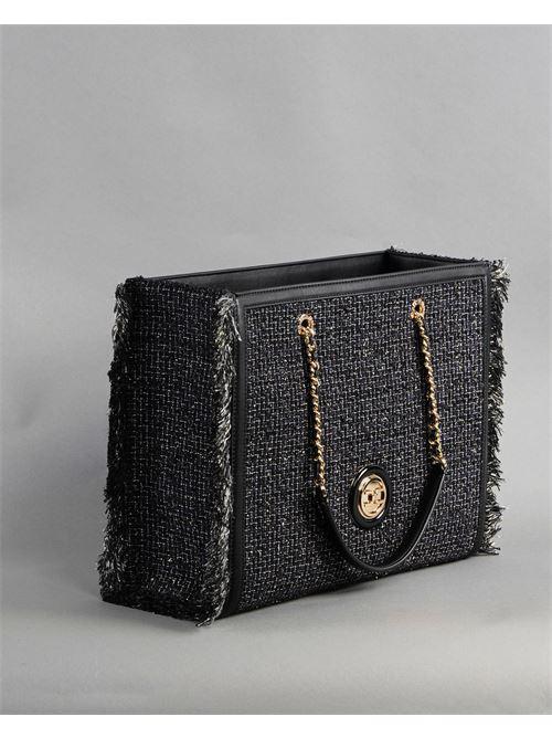 Tote bag in tweed Elisabetta Franchi ELISABETTA FRANCHI | Borsa | BS36A13E2110