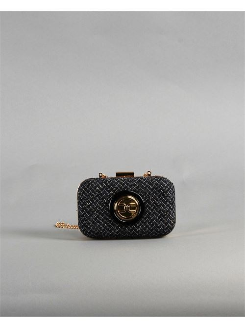 Mini clutch in tweed Elisabetta Franchi ELISABETTA FRANCHI | Borsa | BS37A13E2110