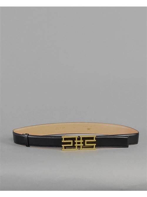 Cintura con logo Elisabetta Franchi ELISABETTA FRANCHI | Cintura | CT01S11E2110