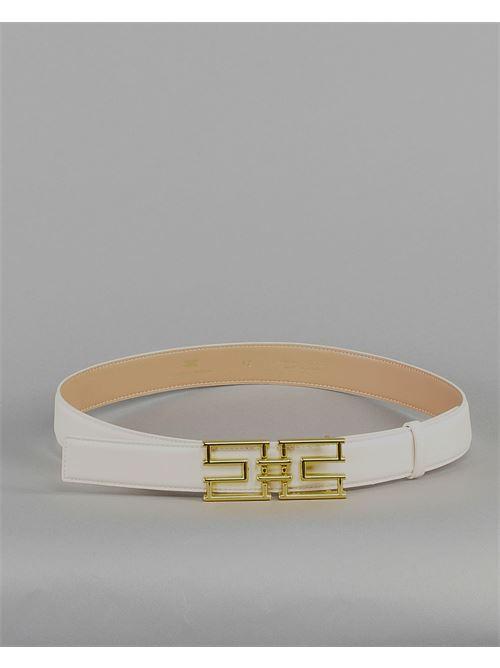 Cintura con logo Elisabetta Franchi ELISABETTA FRANCHI | Cintura | CT01S11E2193