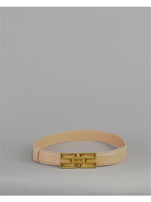Cintura con logo Elisabetta Franchi ELISABETTA FRANCHI | Cintura | CT01S11E2470