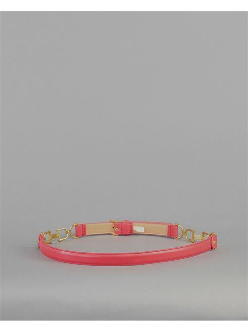 Cintura con morsetti oro Elisabetta Franchi ELISABETTA FRANCHI | Cintura | CT05S11E2620