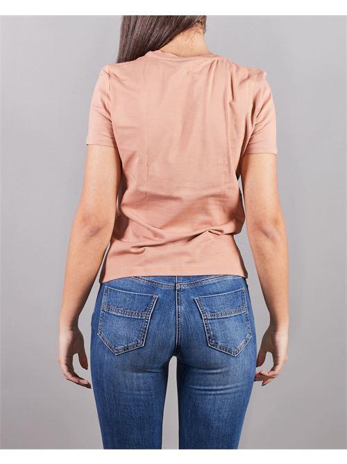 T-shirt con piercing Elisabetta Franchi ELISABETTA FRANCHI | T-shirt | MA18N11E2W71