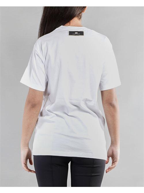 T-shirt ''se vuoi puoi'' Elisabetta Franchi ELISABETTA FRANCHI   T-shirt   MA19811E2816