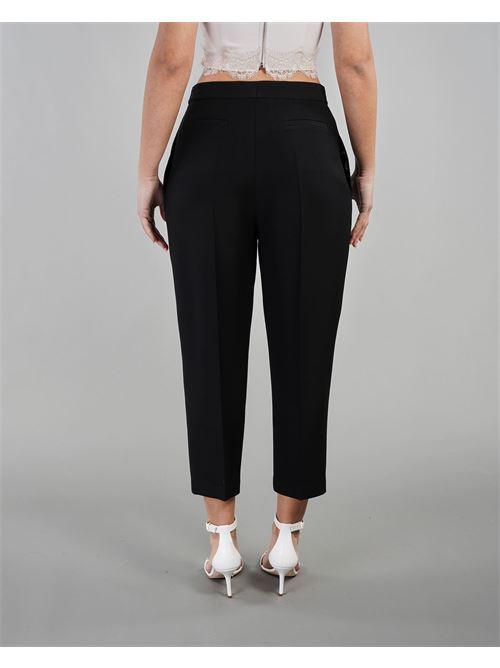 Pantalone a sigaretta Elisabetta Franchi ELISABETTA FRANCHI | Pantalone | PA37111E2110