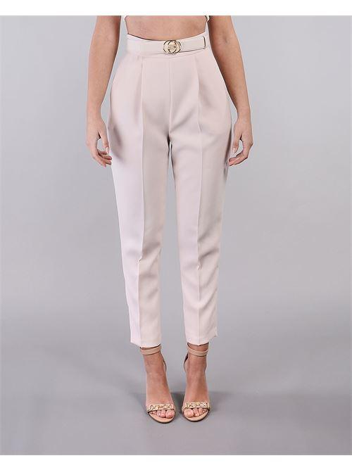 Pantalone skinny con cintura Elisabetta Franchi ELISABETTA FRANCHI | Pantalone | PA38211E2686