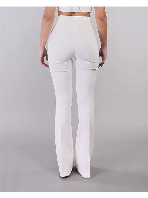 Pantalone skinny a zampa Elisabetta Franchi ELISABETTA FRANCHI | Pantalone | PA38411E2360