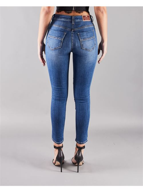 Jeans skinny Elisabetta Franchi ELISABETTA FRANCHI | Jeans | PJ07S11E2104