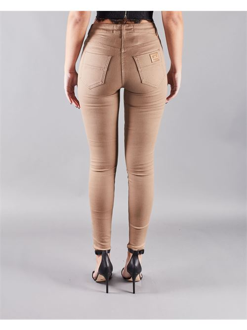 Jeans denim super skinny Elisabetta Franchi ELISABETTA FRANCHI | Jeans | PJ81S11E2390