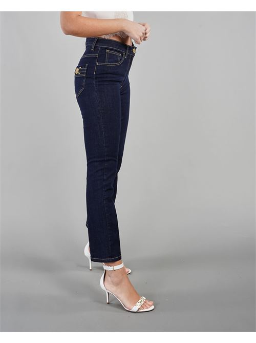 Jeans zampetta Elisabtta Franchi ELISABETTA FRANCHI | Jeans | PJ83S11E2104
