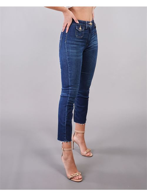 Jeans mini flare Elisabetta Franchi ELISABETTA FRANCHI | Jeans | PJ95I11E2139
