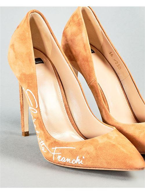 Decolleté firma Elisabetta Franchi ELISABETTA FRANCHI | Scarpa con tacco | SA45F11E2Q65